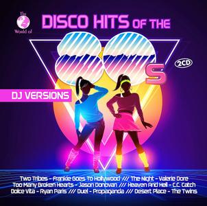 VA - Disco Hits Of The 80s DJ Versions (2018)