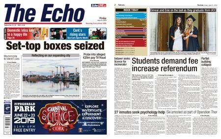 Evening Echo – June 21, 2019