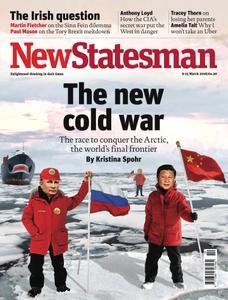 New Statesman - 9 - 15 March 2018