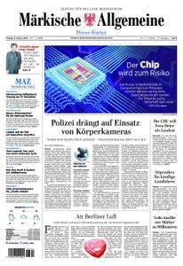Märkische Allgemeine Dosse Kurier - 05. Januar 2018