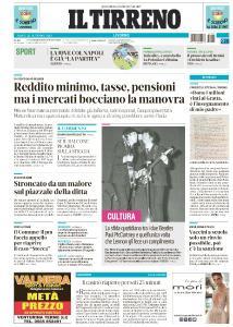 Il Tirreno Livorno - 29 Settembre 2018