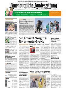Lauenburgische Landeszeitung - 05. März 2018