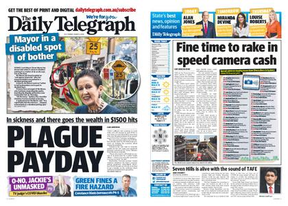 The Daily Telegraph (Sydney) – August 04, 2020