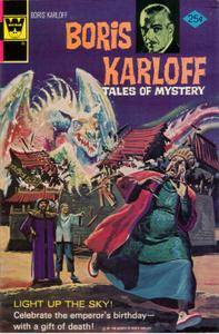 Boris Karloff Tales of Mystery 057 1974