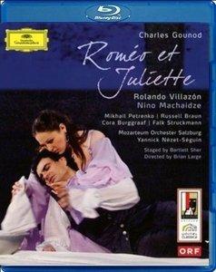 Yannick Nezet-Seguin, Mozarteum Orchester Salzburg - Gounod: Romeo et Juliette (2009) [Blu-Ray]
