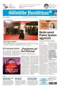 Kölnische Rundschau Wipperfürth/Lindlar – 04. September 2020