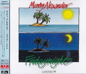 Monty Alexander - Fridaynight (1985) {2015 Japan Timeless Jazz Master Collection Complete Series CDSOL-6414}