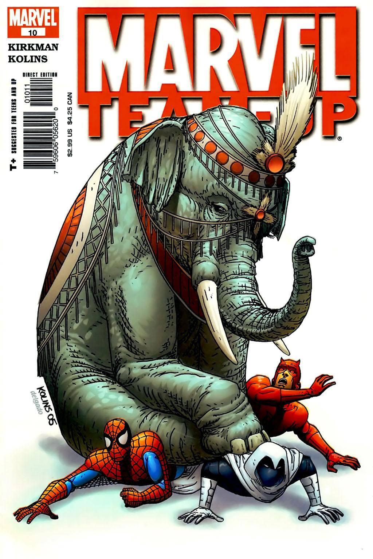 Marvel Team-Up v3 10