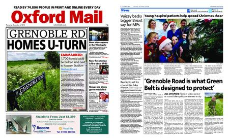 Oxford Mail – December 06, 2018