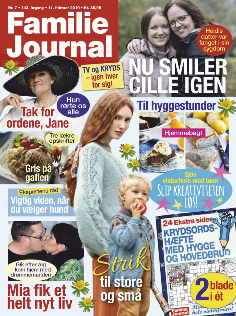 Familie Journal – 11. februar 2019