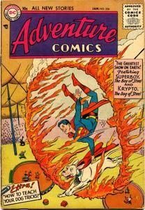 Adventure Comics 1956-01 220