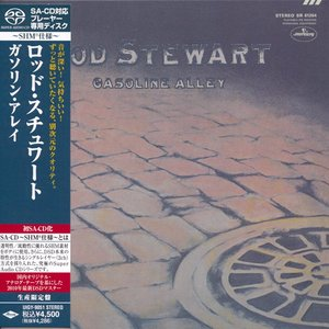 Rod Stewart - Gasoline Alley (1970) [Japanese Limited SHM-SACD 2010 # UIGY-9051] PS3 ISO + Hi-Res FLAC