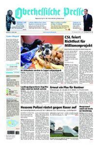 Oberhessische Presse Marburg/Ostkreis - 21. März 2018