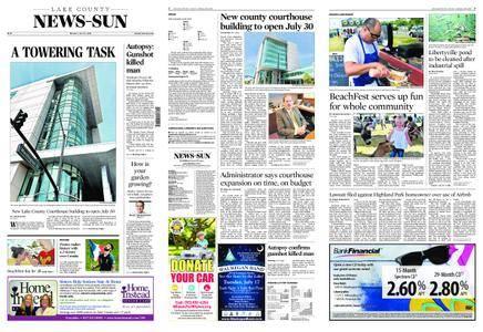 Lake County News-Sun – July 16, 2018