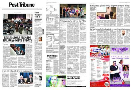 Post-Tribune – March 05, 2019