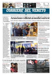 Corriere del Veneto Padova e Rovigo – 16 gennaio 2021
