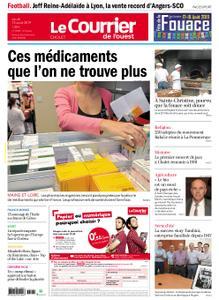 Le Courrier de l'Ouest Cholet – 15 août 2019