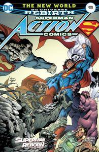 Action Comics 978 2017 2 covers Digital Zone-Empire