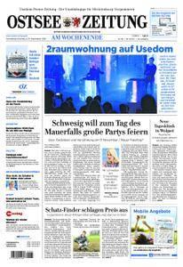 Ostsee Zeitung Wolgast - 08. September 2018