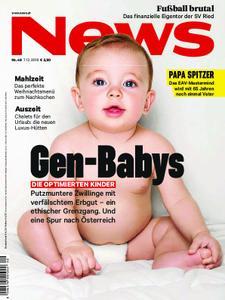 News – 07. Dezember 2018