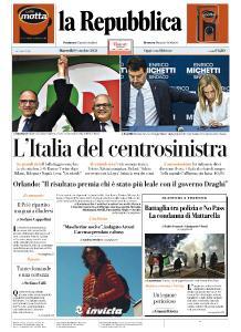 la Repubblica - 19 Ottobre 2021