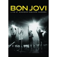 Bon Jovi - Live At Madison Square Garden DVD (2009)