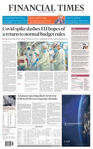 Financial Times Europe - November 12, 2020