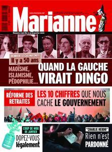 Marianne - 03 janvier 2020