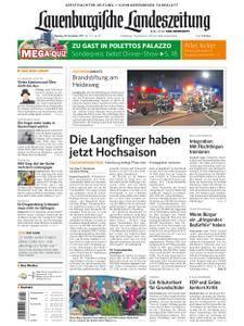Lauenburgische Landeszeitung - 28. November 2017