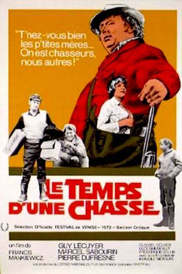 Time of the Hunt / Le temps d'une chasse (1972)
