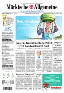 Neue Oranienburger Zeitung - 06. September 2019