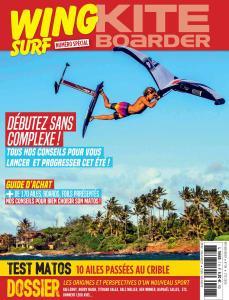 Kite Boarder - Spécial Wing - Été 2020
