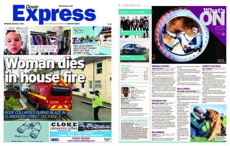 Dover Express – March 12, 2020