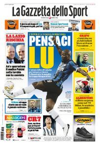 La Gazzetta dello Sport Roma – 13 novembre 2020