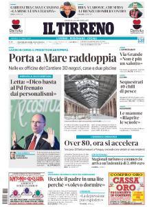 Il Tirreno Livorno - 21 Marzo 2021