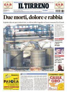Il Tirreno Livorno - 29 Marzo 2018