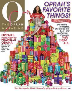 O, The Oprah Magazine - December 2018