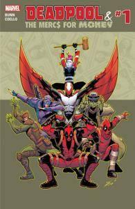 Deadpool  The Mercs For Money 001 2016 6 covers Digital Zone-Empire