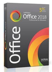SoftMaker Office Professional 2018 Rev 970.0826 Multilingual