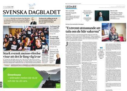 Svenska Dagbladet – 08 mars 2018