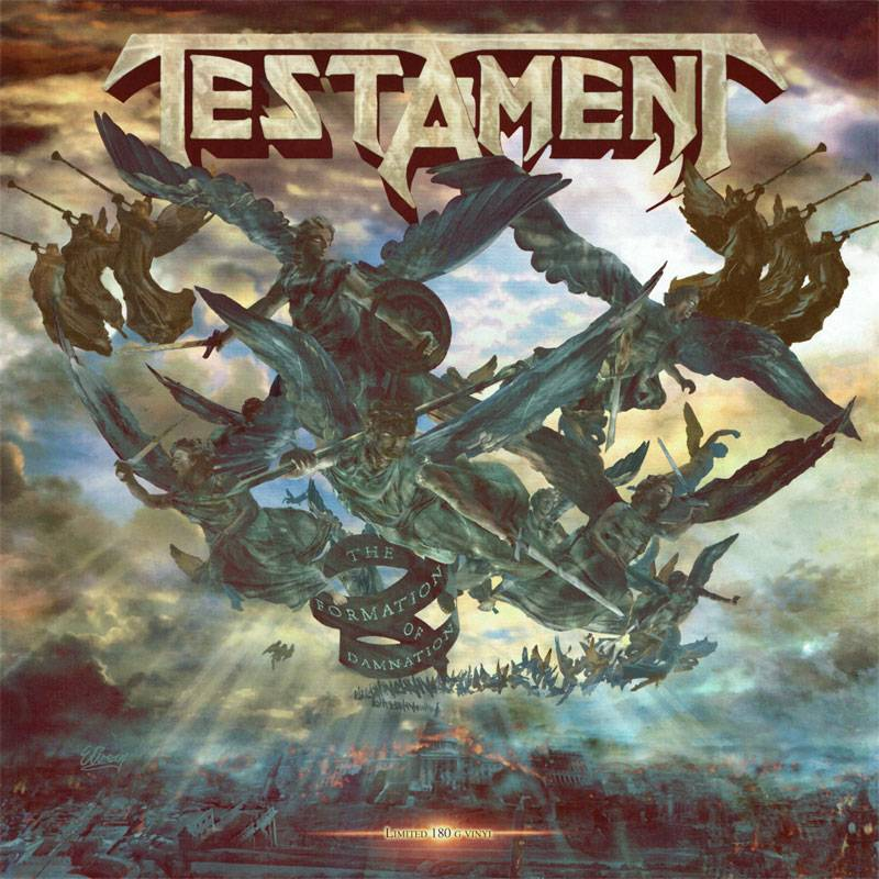 Testament: Discography (1987-2016) [Vinyl Rip 16/44 & mp3-320]