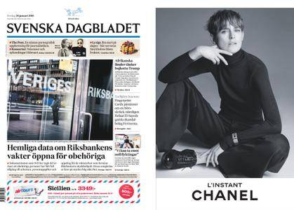Svenska Dagbladet – 26 januari 2018