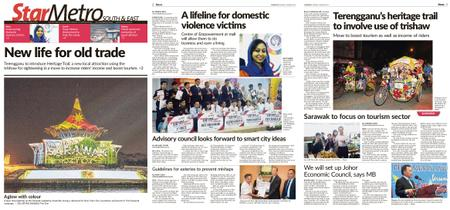 The Star Malaysia - Metro South & East – 01 January 2019