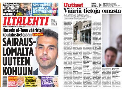 Iltalehti – 23.07.2019
