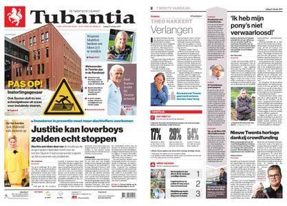 Tubantia - Enschede – 27 oktober 2017