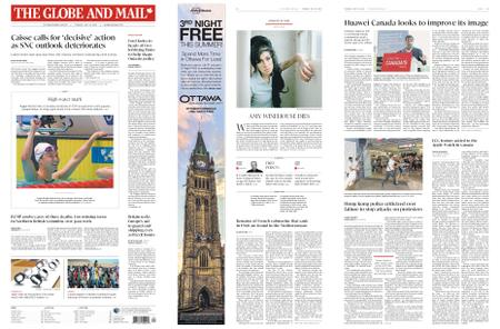 The Globe and Mail – July 23, 2019