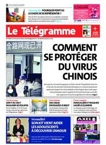 Le Télégramme Guingamp – 27 janvier 2020