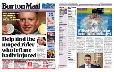 Burton Mail – November 29, 2017