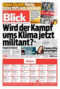 Blick – 28. September 2019