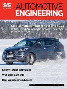 Automotive Engineering - May 2018